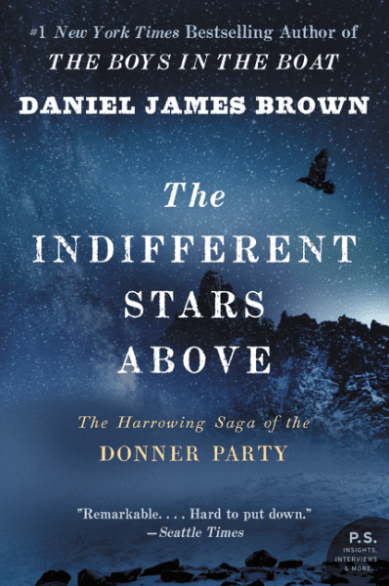 The Indifferent Stars Above COVER
