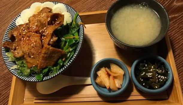 [池上美食] 池上半日美食推薦-大池豆包、小安比樂下午茶、福原豆腐店、如初丼飯