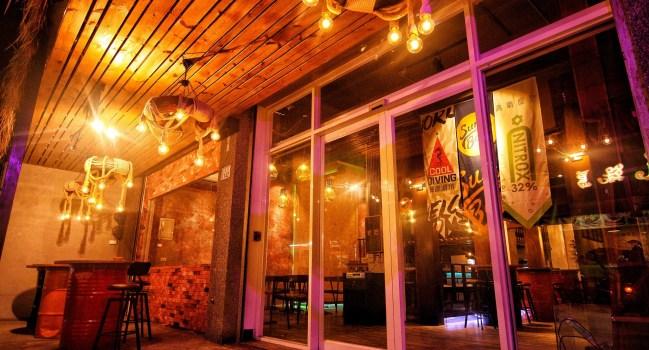 【綠島美食】 夜晚餐聚好去處-森吧SunBar 島烹 南寮旗艦店/海鮮/燒烤/BBQ/生啤