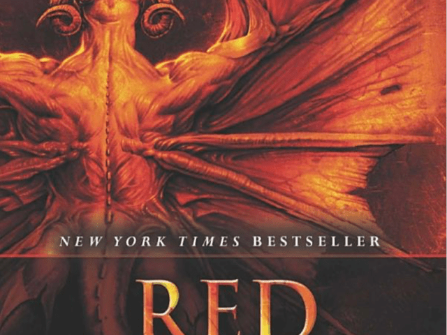Book Review: Red Dragon