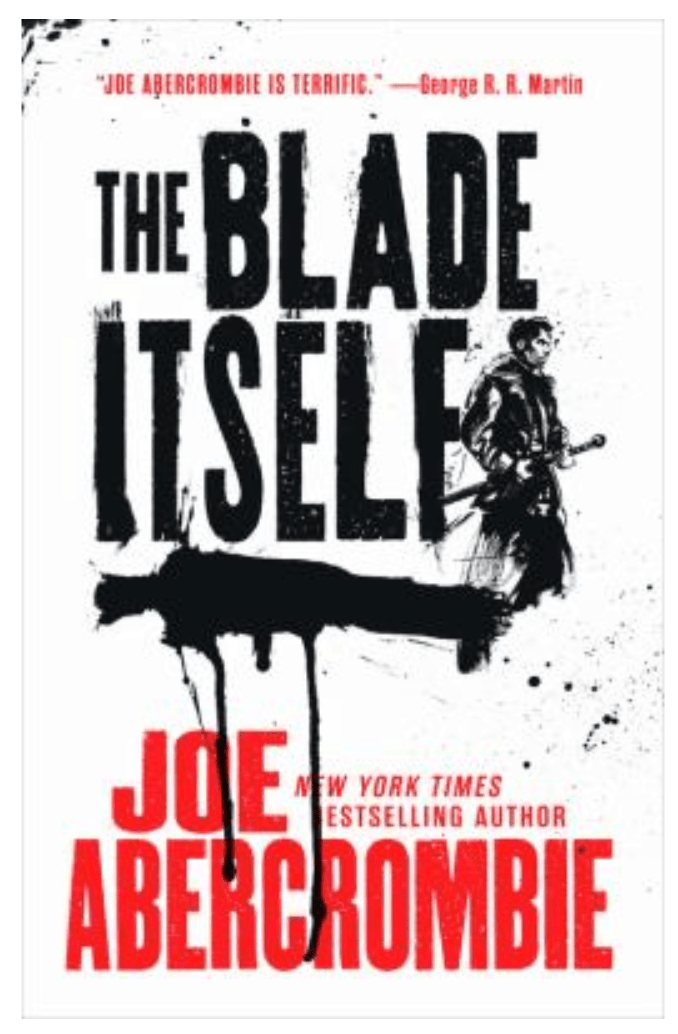 The Blade Itself book cover