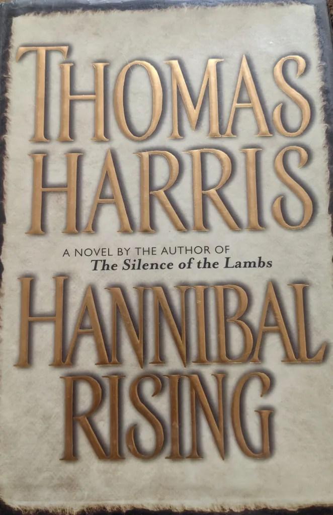 Hannibal Rising book cover