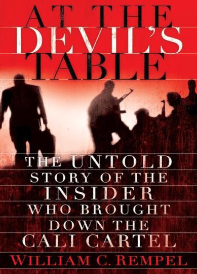 At the Devil's Table novel