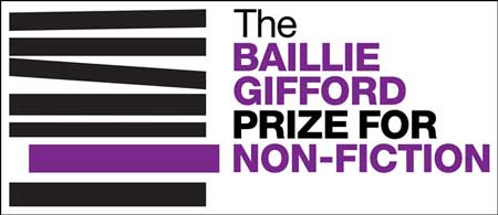 The Bailie Gifford Prize for Non-Fiction logo