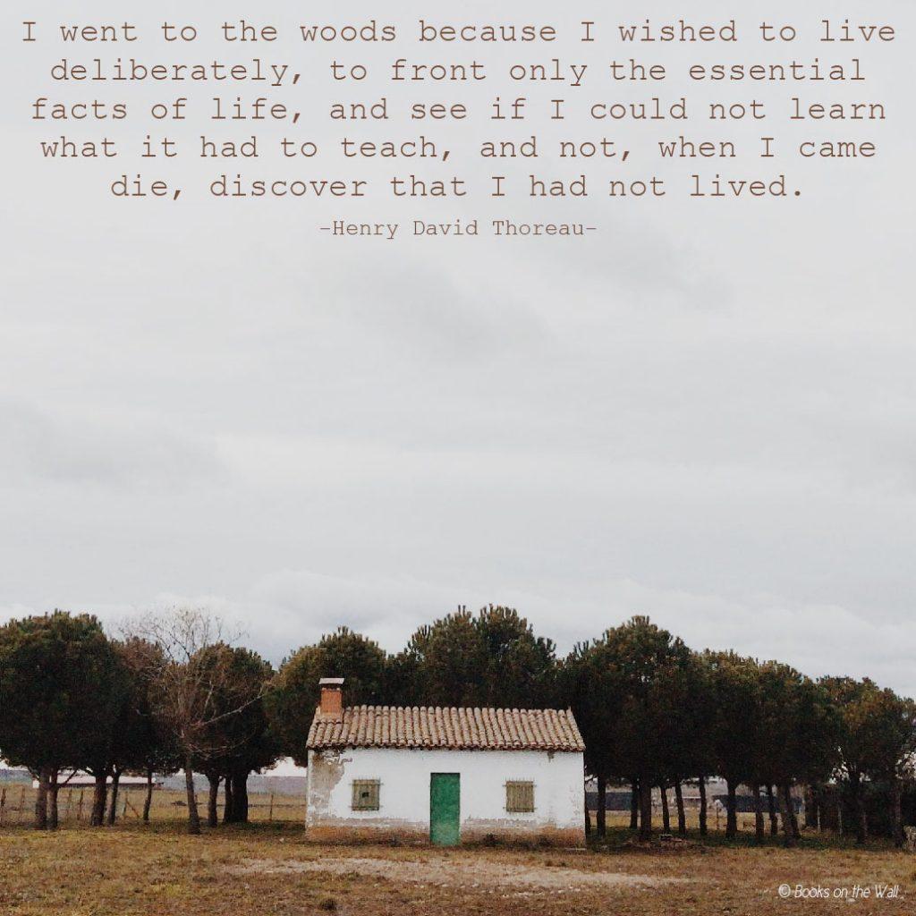 words wednesday henry david