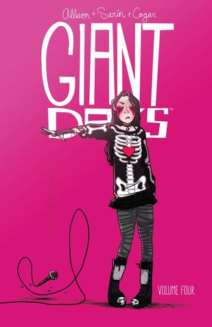 Giant Days Vol4