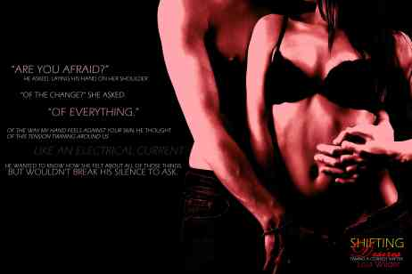 Sexy love couple on dark background