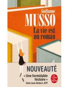 La Vie Est Un Roman : roman, Roman, Guillaume, Musso