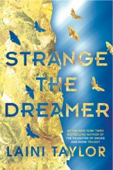 StrangeTheDreamer cover copy