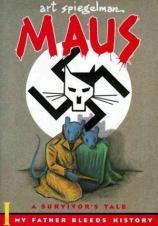 https://bookspoils.wordpress.com/2016/04/13/review-maus-i-a-survivors-tale-by-art-spiegelman/