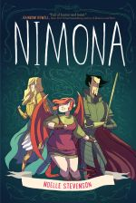 https://bookspoils.wordpress.com/2016/04/11/review-nimona-by-noelle-stevenson/