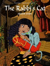 https://bookspoils.wordpress.com/2017/03/07/review-the-rabbis-cat-by-joann-sfar/