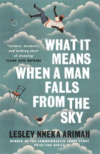 https://bookspoils.wordpress.com/2017/04/12/review-what-it-means-when-a-man-falls-from-the-sky-by-lesley-nneka-arimah/