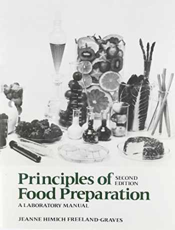 Sell, Buy or Rent Principles of Food Preparation