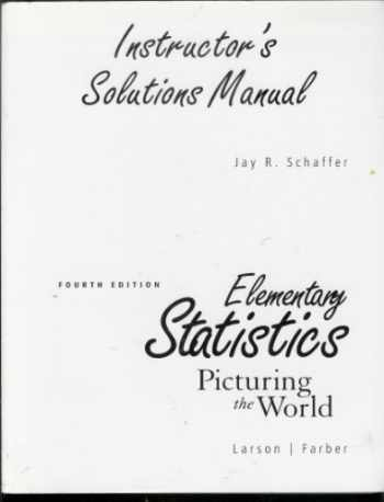 Sell, Buy or Rent Elementary Statistics: Picturing the