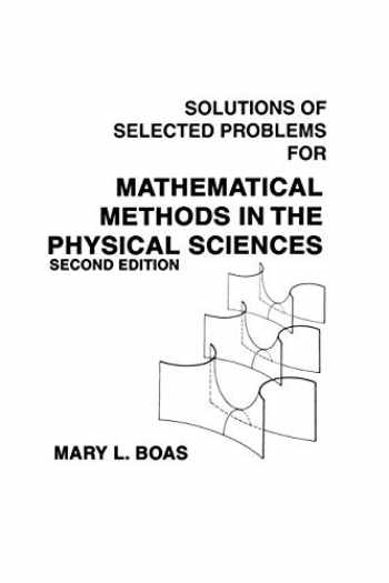 Sell, Buy or Rent Mathematical Methods in the Physical