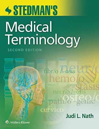 Sell Buy or Rent Stedman's Medical Terminology w/PrepU ...