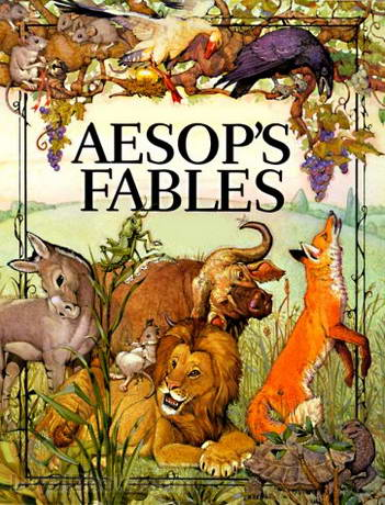 Aesop's Fables By Aesop  Free At Loyal Books