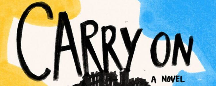 Carry On Title Banner