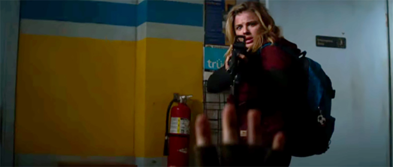 5th Wave Cassie and the soldier