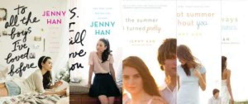 Jenny Han books contemporary romance
