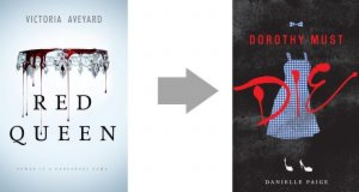 red queen dorothy must die read-alike similar books