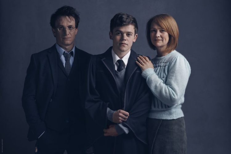 The Potter family in Harry Potter and the Cursed Child.