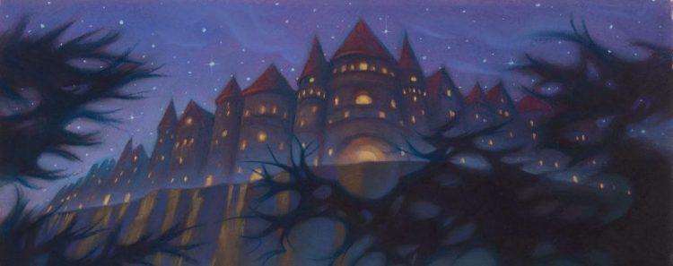 Mary Grand Pre's Hogwarts