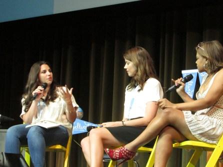 Victoria Aveyard, Alexandra Bracken, Danielle Paige