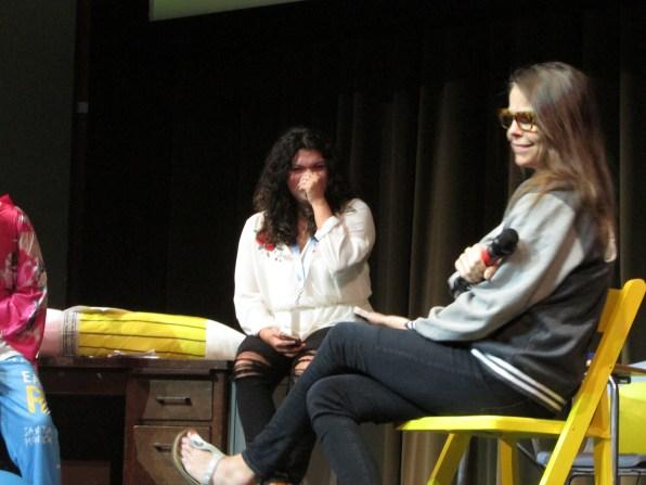 Margaret Stohl sharing her teenage loathing of shopping.