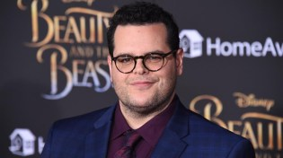 Josh Gad will play crude (but loveable) dwarf Mulch Diggums. Gad may be best known for his work in movies like 'Fozen' and 'Beauty and the Beast'. (Photo by Jim Smeal/BEI/Shutterstock (8461053cj)Josh Gad'Beauty And The Beast' film premiere, Los Angeles, USA - 02 Mar 2017)