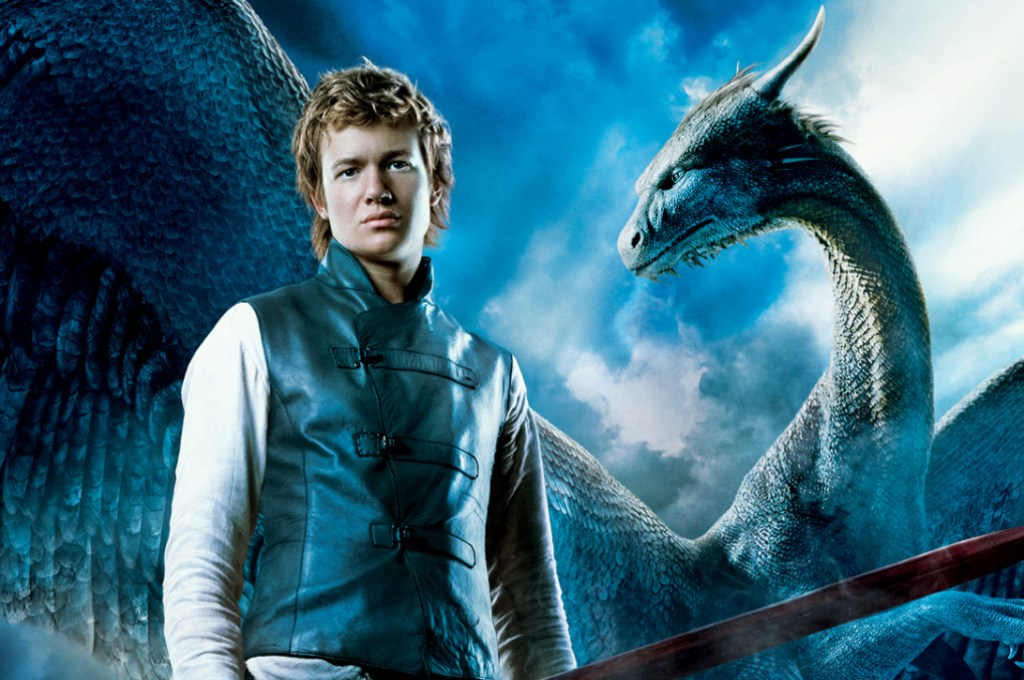 Who else remembers how terrible the 'Eragon' movie was? Does it deserve a remake or sequel?