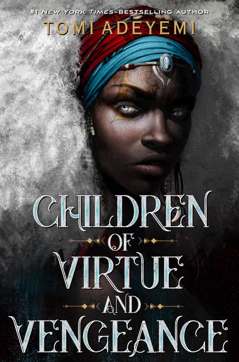 Children of Virtue and Vengeance cover