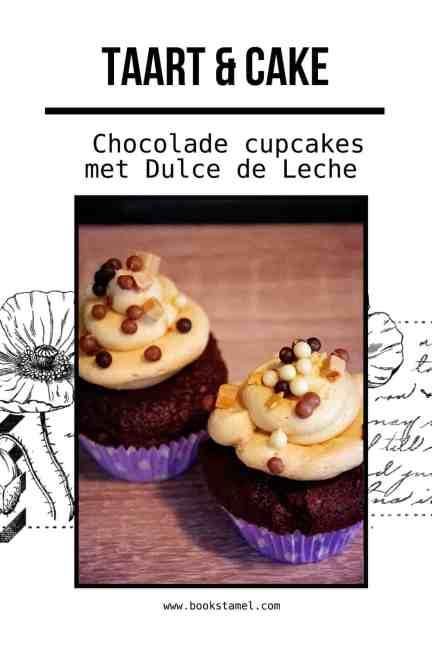 Chocolade-cupcake