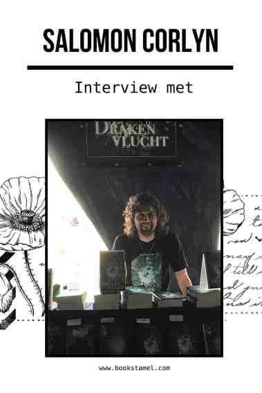 Interview met Salomon Corlyn