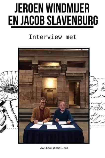 Interview met Jeroen Windmeijer en Jacob Slavenburg