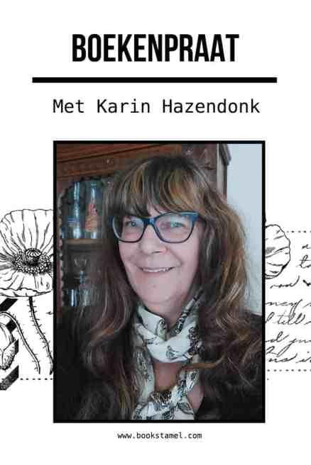 Boekenpraat met Karin Hazendonk