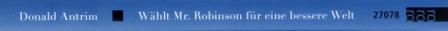 01 Antrim - Wählt Mrs. Robinson für eine bessere Welt mini