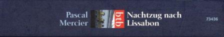19 Mercier - Nachtzug nach Lissabon mini