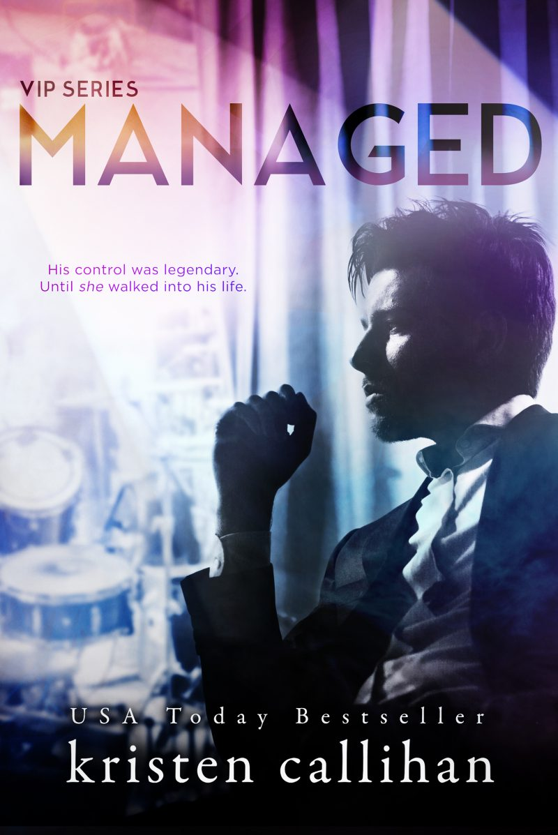 Cover Reveal Managed VIP 2 by Kristen Callihan  Books to Breathe