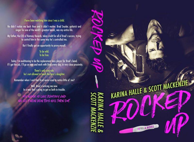 Image result for rocked up karina halle