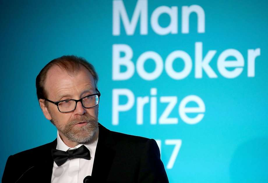 Congratulations to George Saunders and Lincoln in the Bardo, winner of the Man Booker Prize 2017