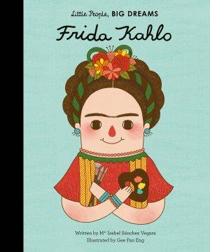 Frida Kahlo by Isabel Sánchez Vegara