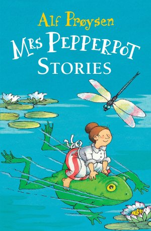 Mrs Pepperpot by Alf Proysen