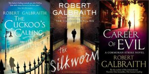 The Comoran Strike Series by Robert Galbraith