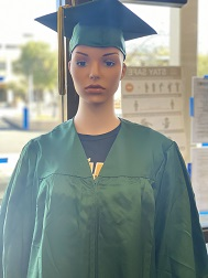 Caada Graduation Regalia Kit with Graduation Sash ...
