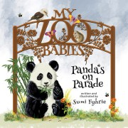 Pandas on Parade (My Zoo Babies, Book 1)