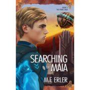 Book 2: Searching for Maia, The Peaks Saga