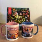 Simpletown Tales MUGS: Blue, Pink, Orange