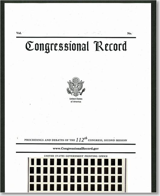 Vol 162 #17 01-28-16; Congressional Record (microfiche